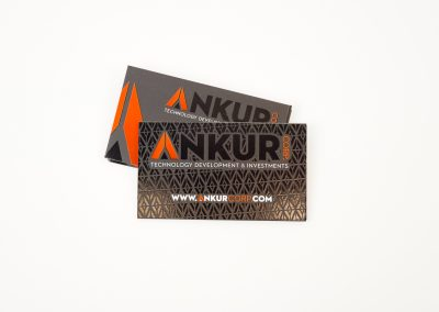 Rock San Business Card