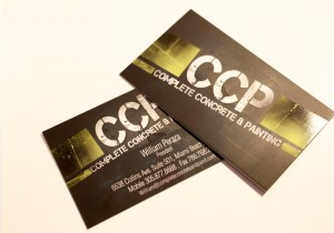 CCP Business Card
