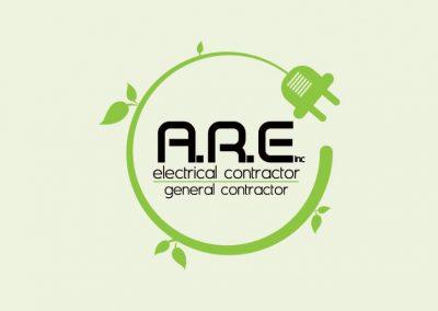 A.R.E Logo