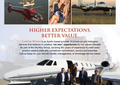 Capital Wings Flyer