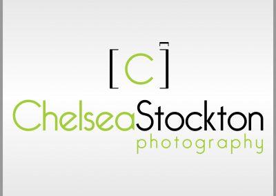 Chelsea Stockton Photography Logo