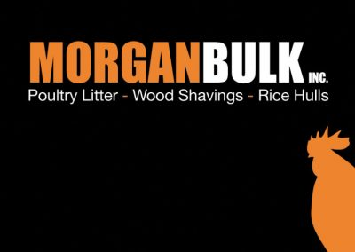 Morgan Bulk Business Card