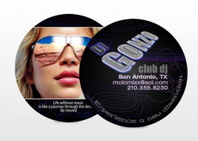 Club DJ Sticker
