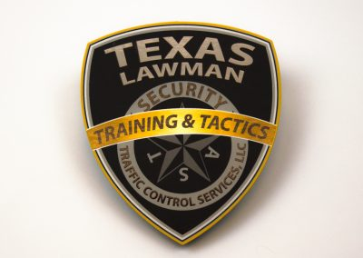 Texas Lawman Sticker