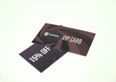 Cattura VIP Card
