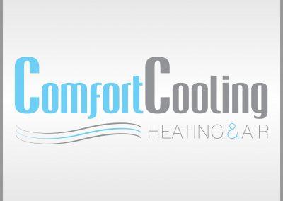 Comfort Cooling Logo
