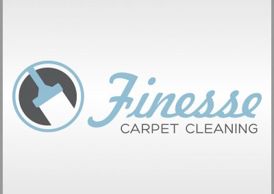 Finesse Carpet Cleaning Logo