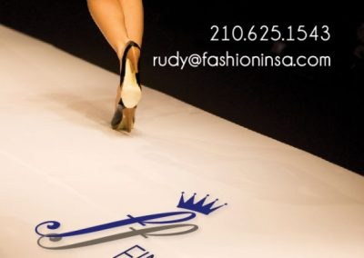 Finesse Fashion Business Card
