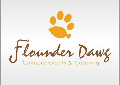Flounder Dawg Logo
