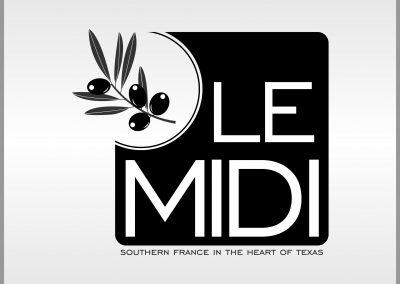 Le Midi Logo