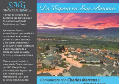 SMG Realty Group Postcard
