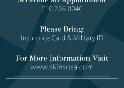 Skin Specialists Business Card Back