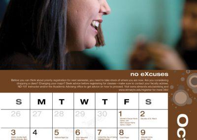 St Mary's Calendar