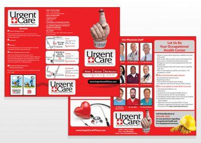 Urgent Care Brochure