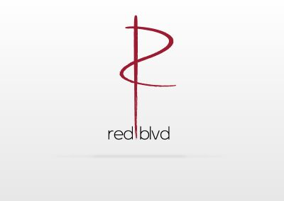 Red Blvd Logo
